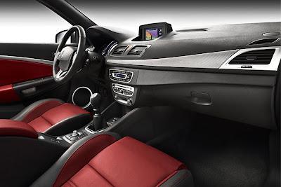 2011 Renault Megane Coupe Cabriolet Interior