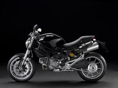 2010 Ducati Monster 1100 Black Series
