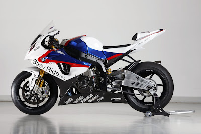 2010 BMW S1000RR Superbike Motorcycles