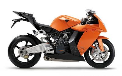 2010 KTM 1190 RC8 Image