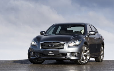 2011 Infiniti M37S Car Wallpaper