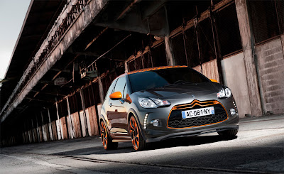 2011 Citroen DS3 R Photo