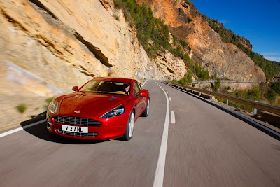 2010 Aston Martin Rapide First Drive