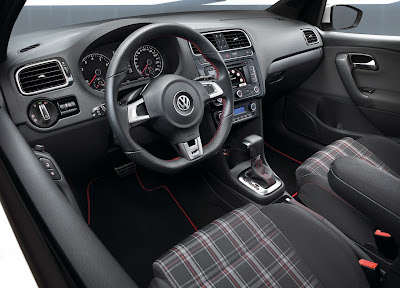 2011 Volkswagen Polo GTI Interior