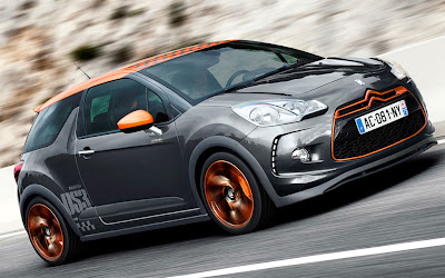 2011 Citroen DS3 R First Drive