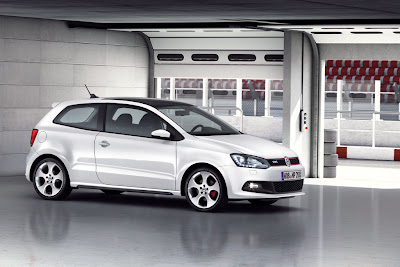 2011 Volkswagen Polo GTI Car Wallpaper