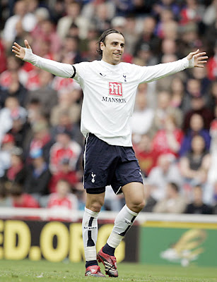 Dimitar Berbatov Football Picture