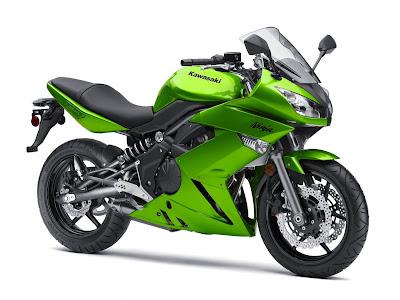 2010 Kawasaki Ninja 650R Picture