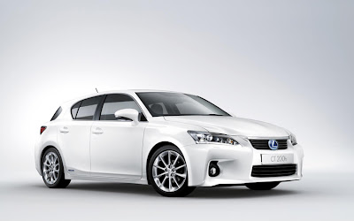 2011 Lexus CT 200h Picture