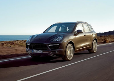 2011 Porsche Cayenne Car Photo