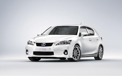 2011 Lexus CT 200h Exotic Car