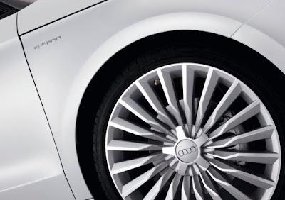 2010 Audi A1 e-Tron Wheel