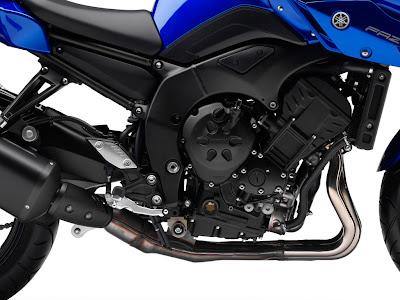2011 motor Yamaha Fazer8 ABS sportbike ABS Engine