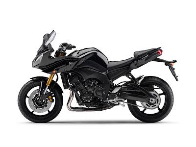 2010 Yamaha Fazer8 ABS Black Series