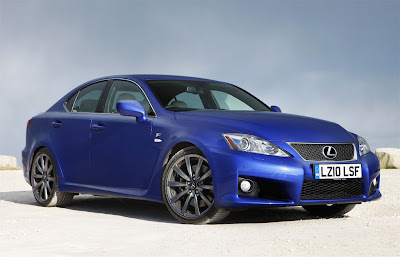 2011 Lexus IS F Sport Sedan