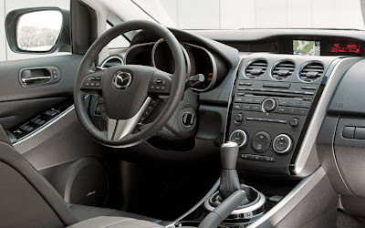 2010 Mazda CX-7 Diesel Car Interior