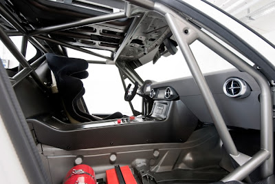 2010 Mercedes-Benz SLS AMG GT3 Interior