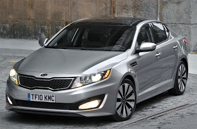 2011 Kia Optima Picture