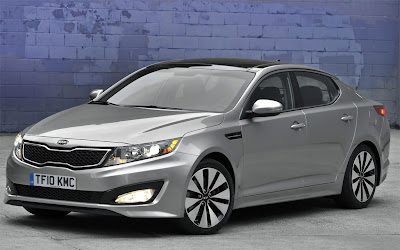 2011 Kia Optima Best Sedan Car