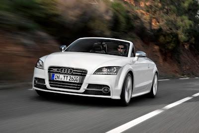 2011 Audi TT First Drive