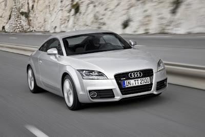 2011 Audi TT Car Wallpaper