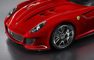 2011 Ferrari 599 GTO Headlight