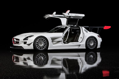 2010 Mercedes-Benz SLS AMG GT3 Swing Doors