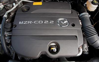 2010 Mazda CX-7 Diesel Engine