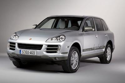 2011 Porsche Cayenne S Hybrid Photo
