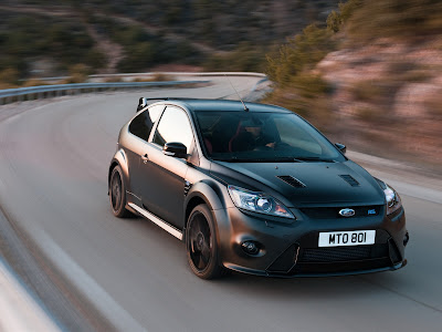 2011 Ford Focus RS500 Image