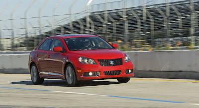 2011 Suzuki Kizashi Sport First Drive