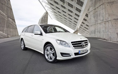2011 Mercedes-Benz R-Class Luxury Car