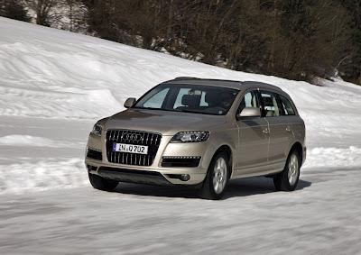 2011 Audi Q7 Touring Car