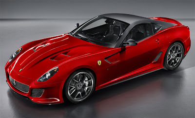 2011 Ferrari 599 GTO Super Car