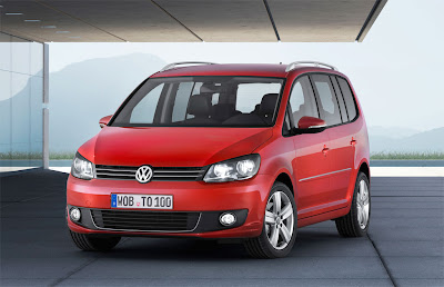 2011 Volkswagen Touran Picture