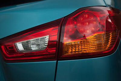 2011 Mitsubishi Outlander Sport Rear Light