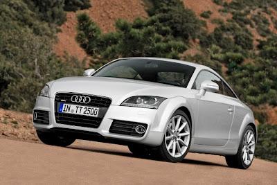 2011 Audi TT Exotic Car