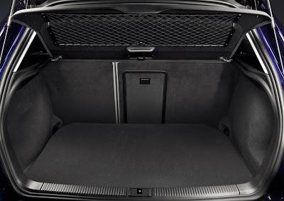 2011 Audi A3 Sportback Car Trunk