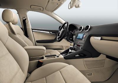 2011 Audi A3 Sportback Front Seats