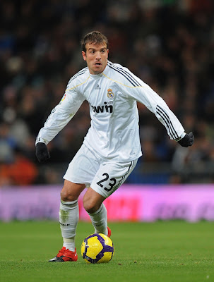 Rafael Van der Vaart Football Picture