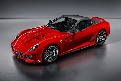 2011 Ferrari 599 GTO Super Car