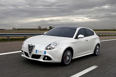 2011 Alfa Romeo Giulietta Test Drive