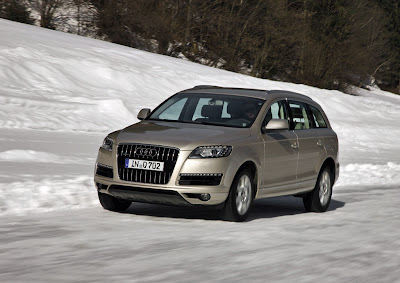 2011 Audi Q7 First Look
