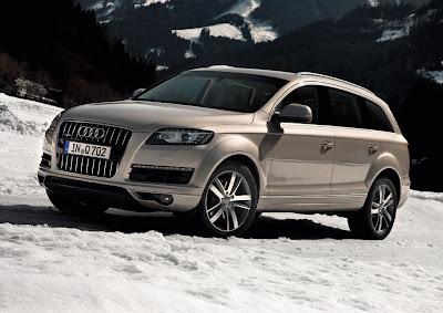 2011 Audi Q7 Car Picture