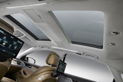 2011 Audi A8 L Best Interior