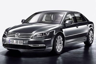 2011 Volkswagen Phaeton Wallpaper