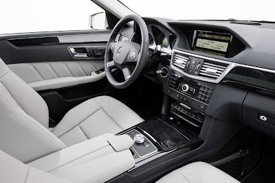 2011 Mercedes-Benz E-Class L Interior
