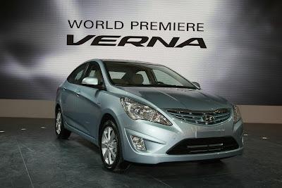 2011 Hyundai Verna-Accent Picture