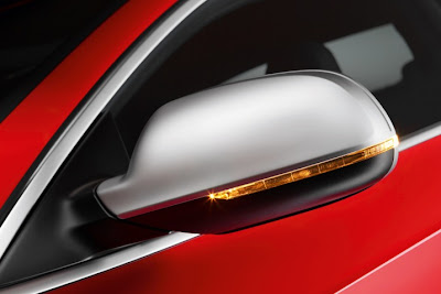 2011 Audi RS5 Rearview Mirror
