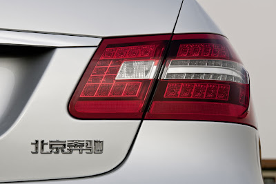 2011 Mercedes-Benz E-Class L Rear Light
